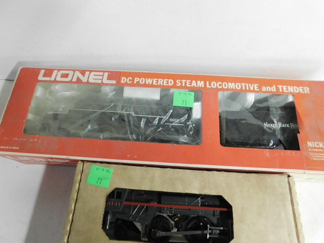 2 Lionel Engine & Tenders in Original Boxes - 3