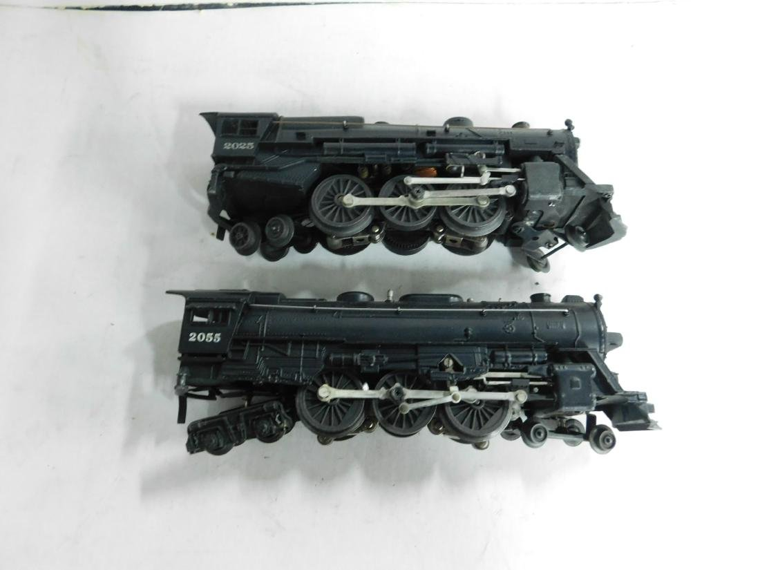 2 Postwar Lionel Postwar Train Engines - 2