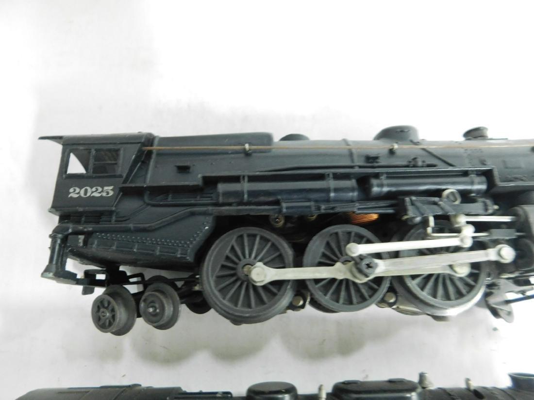 2 Postwar Lionel Postwar Train Engines - 3