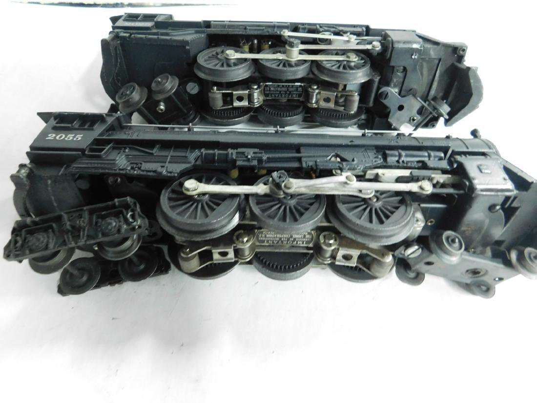 2 Postwar Lionel Postwar Train Engines - 7