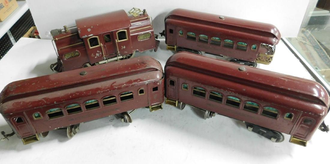 Lionel Prewar Standard Train Set