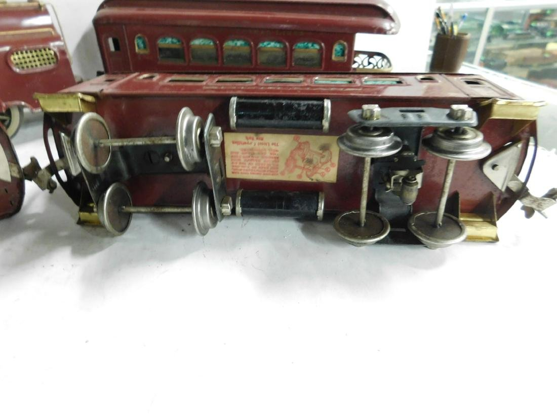Lionel Prewar Standard Train Set - 5