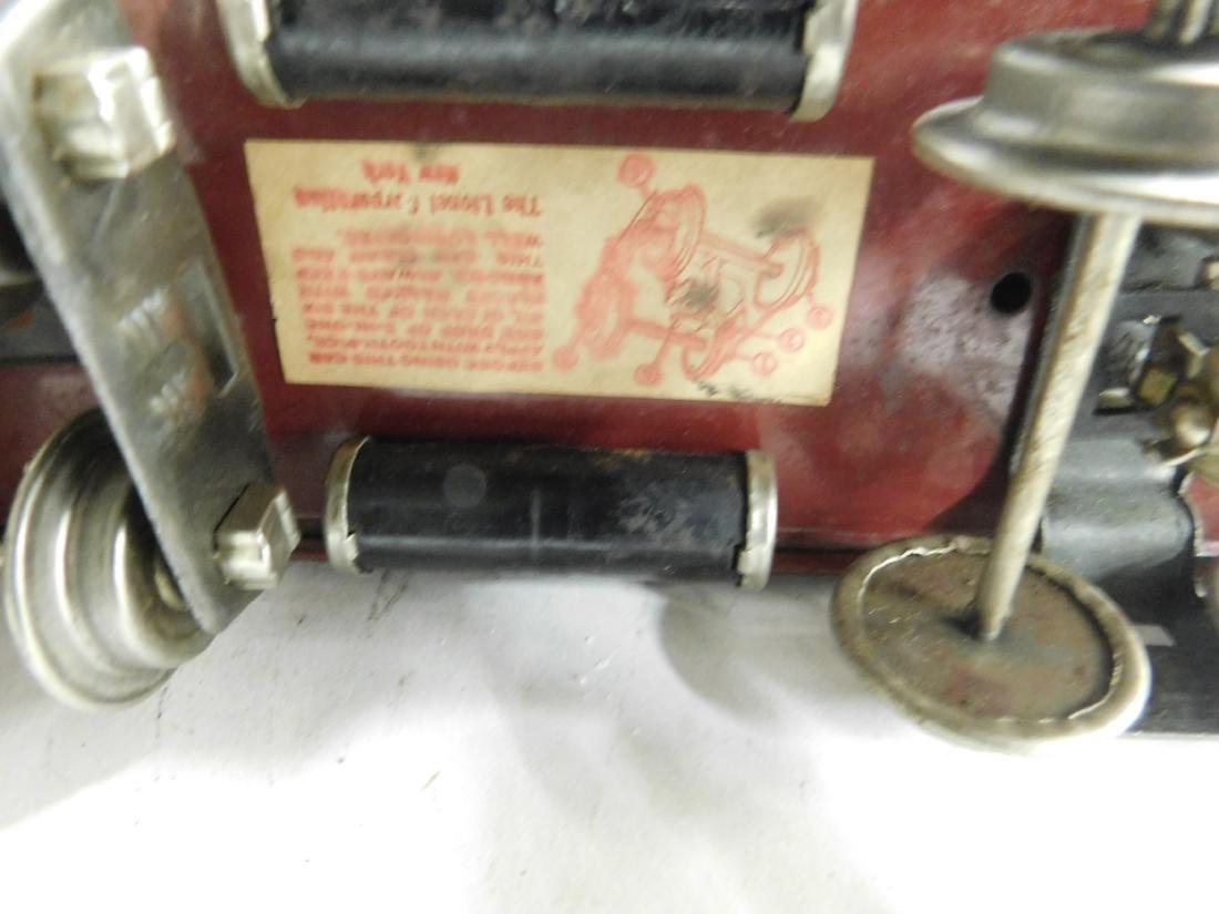 Lionel Prewar Standard Train Set - 7
