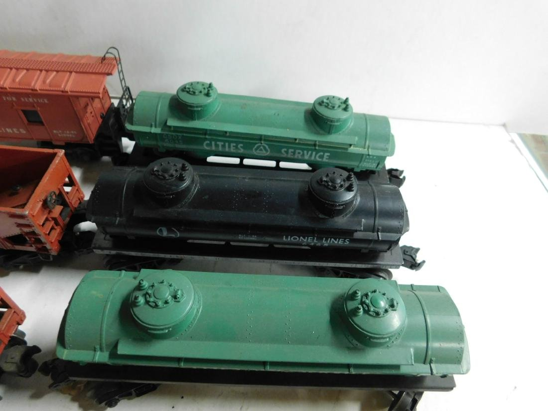 Lot Assorted Lionel Train Cars - 4