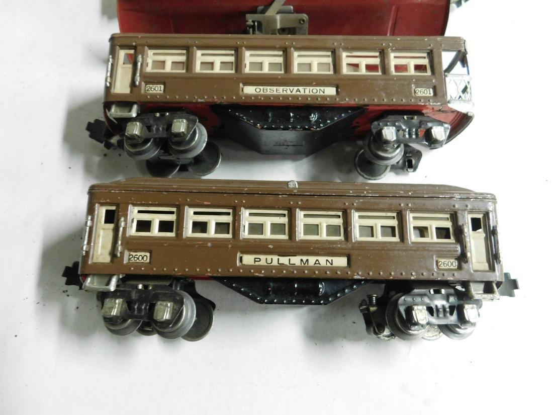3 Lionel Prewar Train Cars - 2