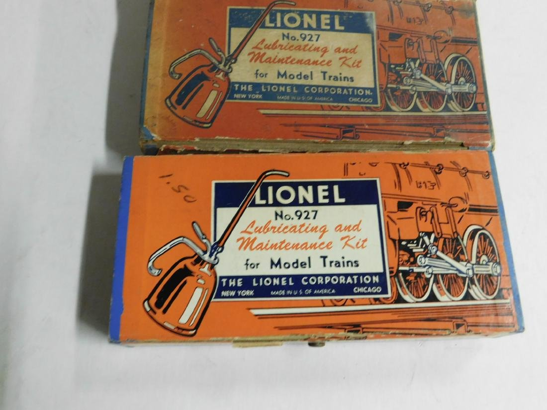 Lionel Postwar Lube & Maintenance Kit - 2