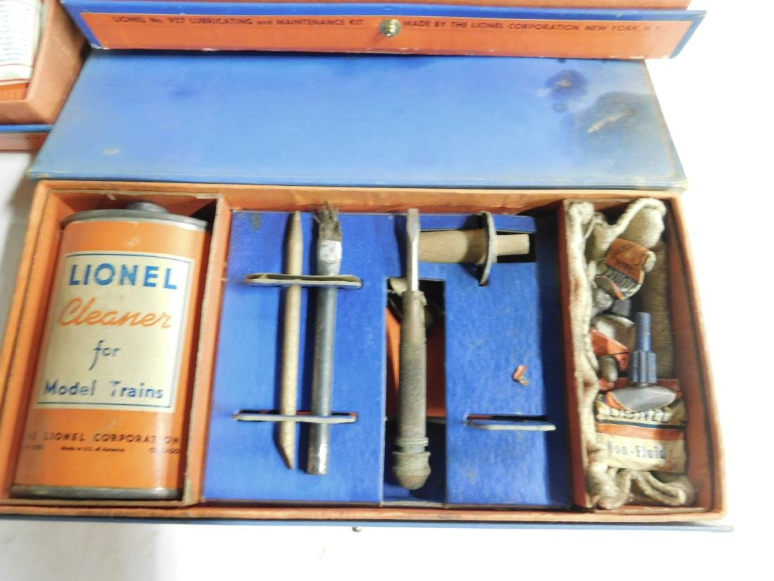 Lionel Postwar Lube & Maintenance Kit - 6