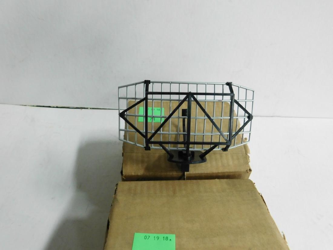 2 Vintage Lionel Radar Heads in Boxes - 3