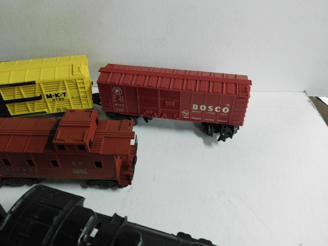 """Lionel """"O"""" Gauge Locomotive, Tender & Cars - 2"""