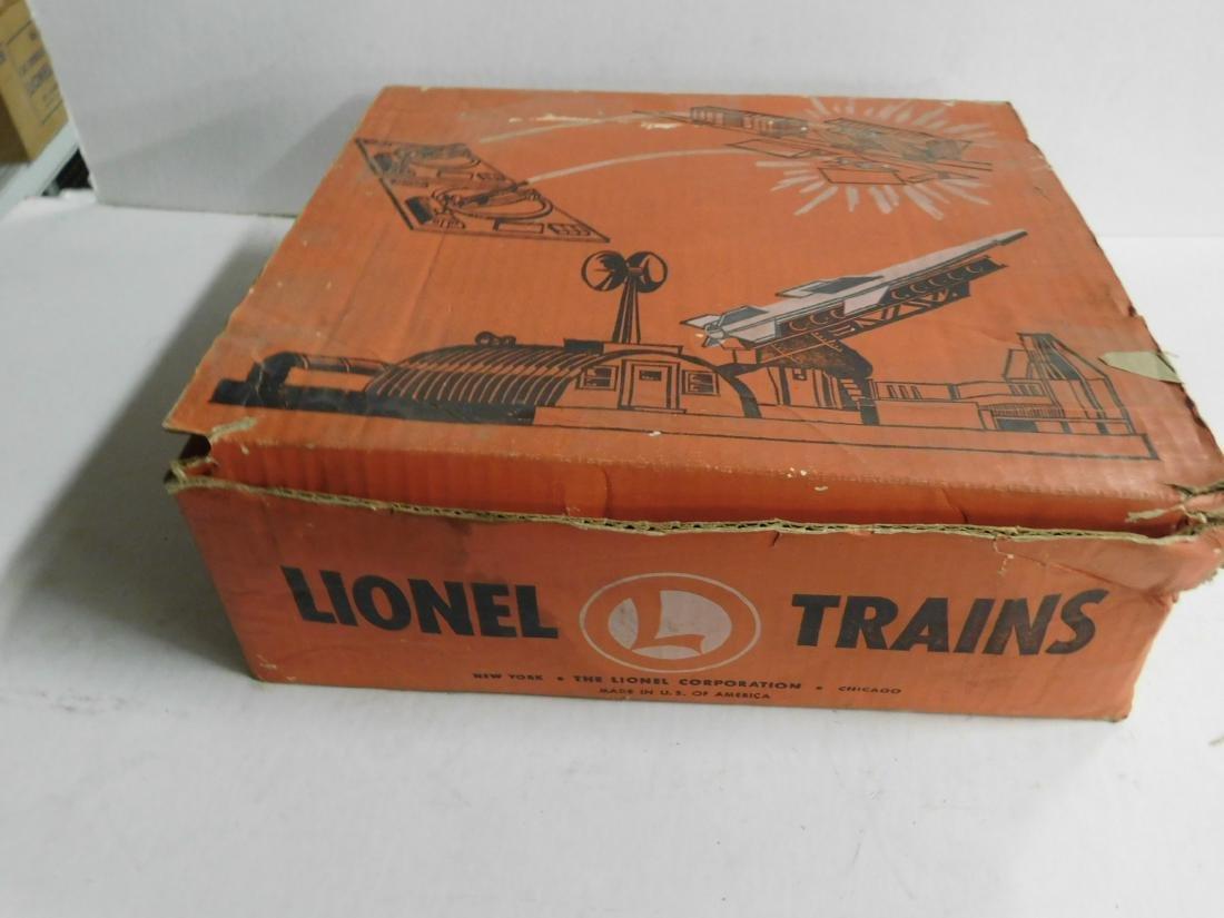 Lionel Missile Launch Platform & Exploding Car