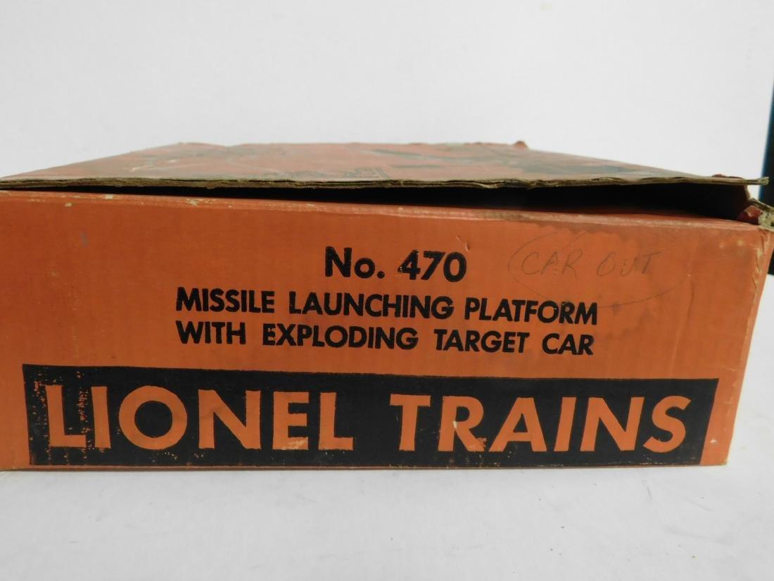 Lionel Missile Launch Platform & Exploding Car - 6