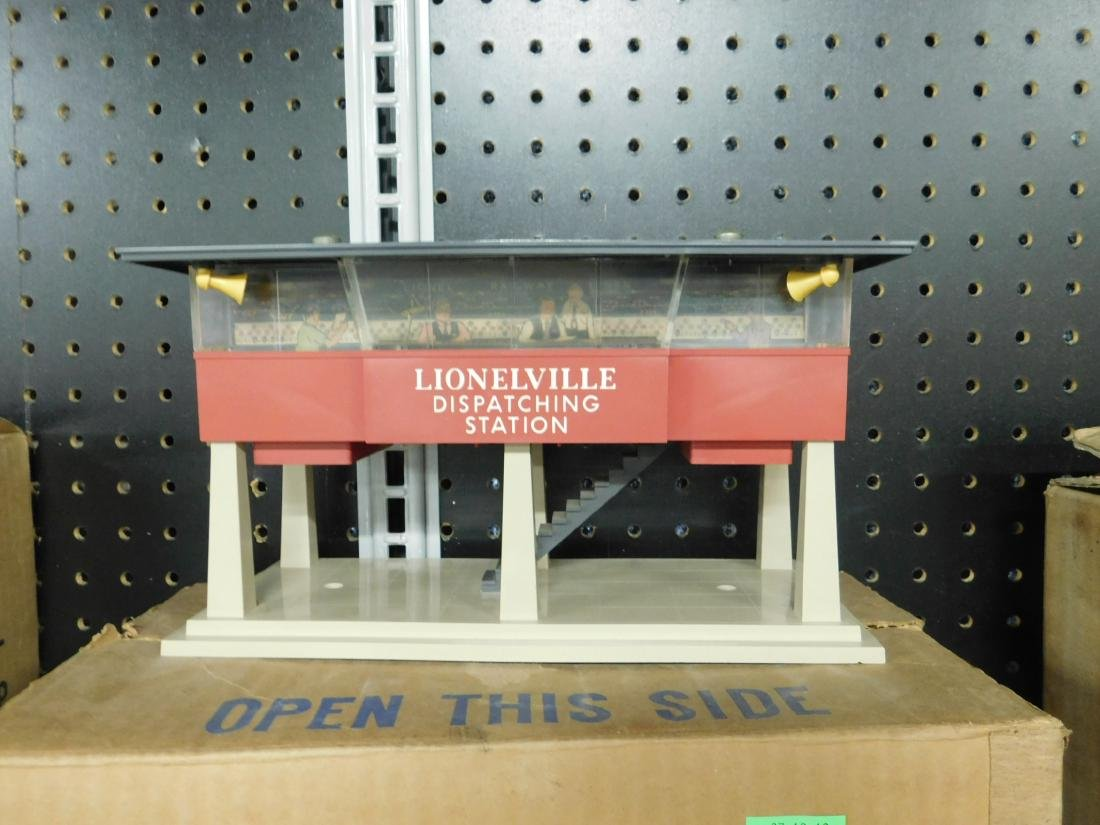 Lionel Postwar Sound Dispatching Station - 2