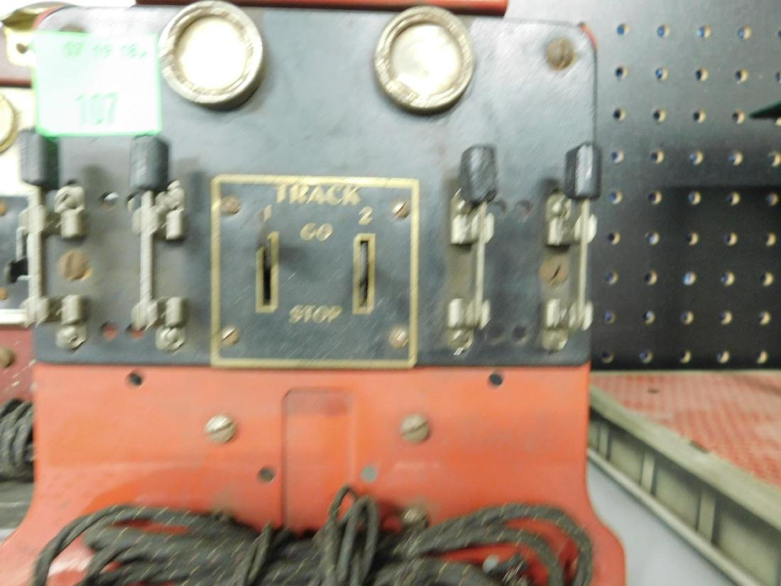 2 Lionel Panel Boards - 2