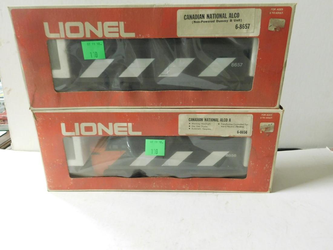 Lionel Engine & Dummy in Original Boxes