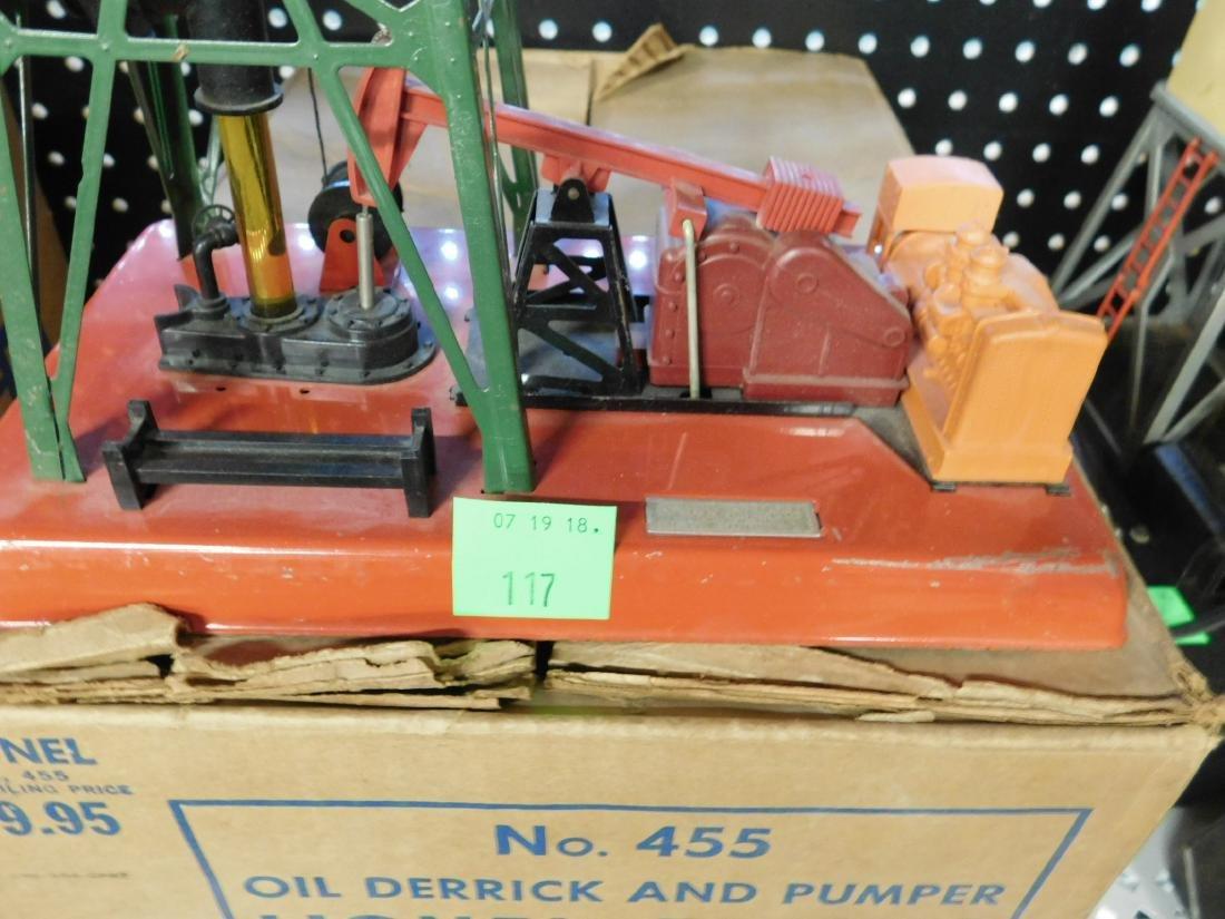 Vintage Lionel Oil Derrick & Pumper - 2