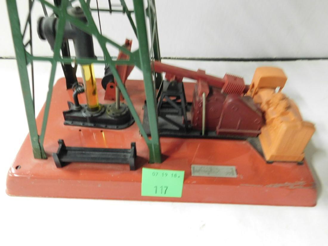 Vintage Lionel Oil Derrick & Pumper - 5