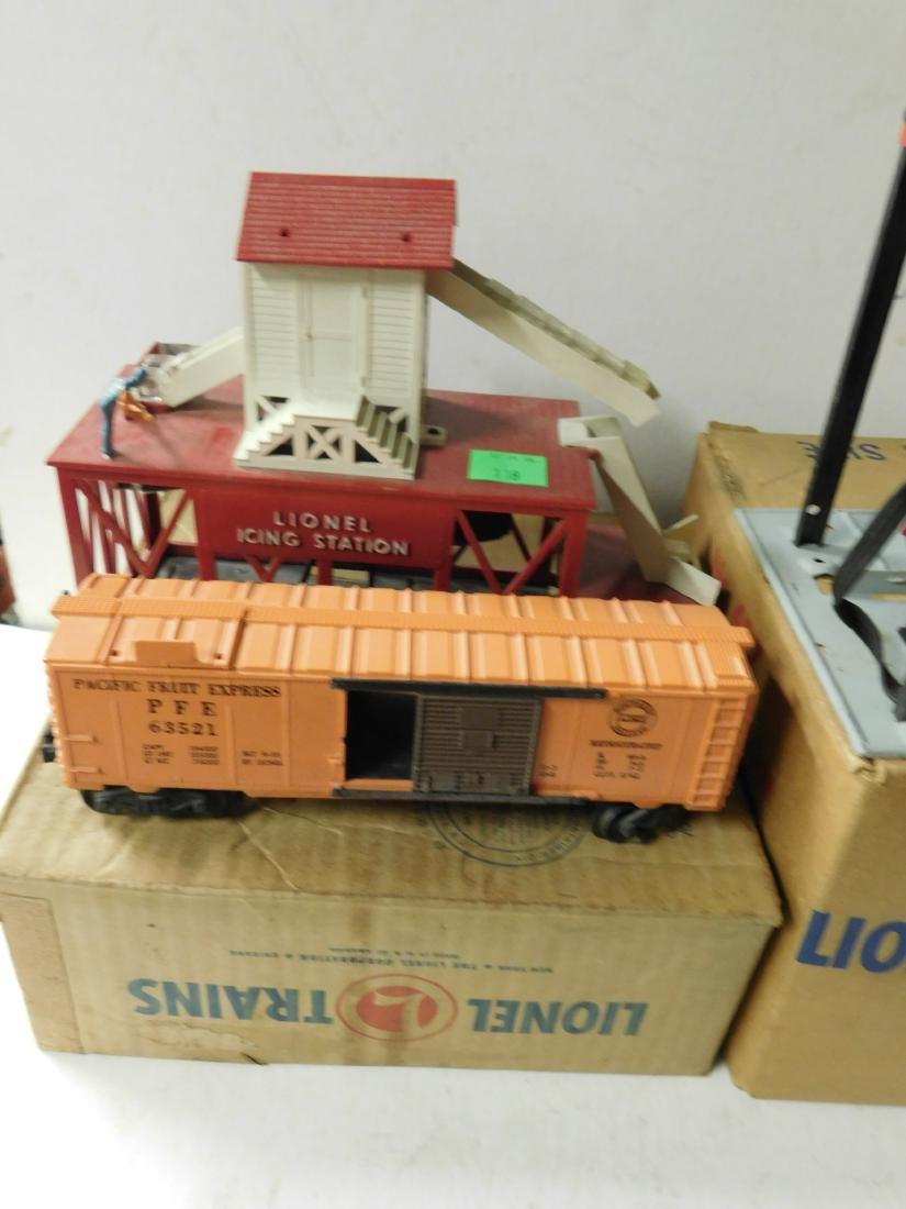 2 Postwar Lionel Mechanical Train Accessories - 5