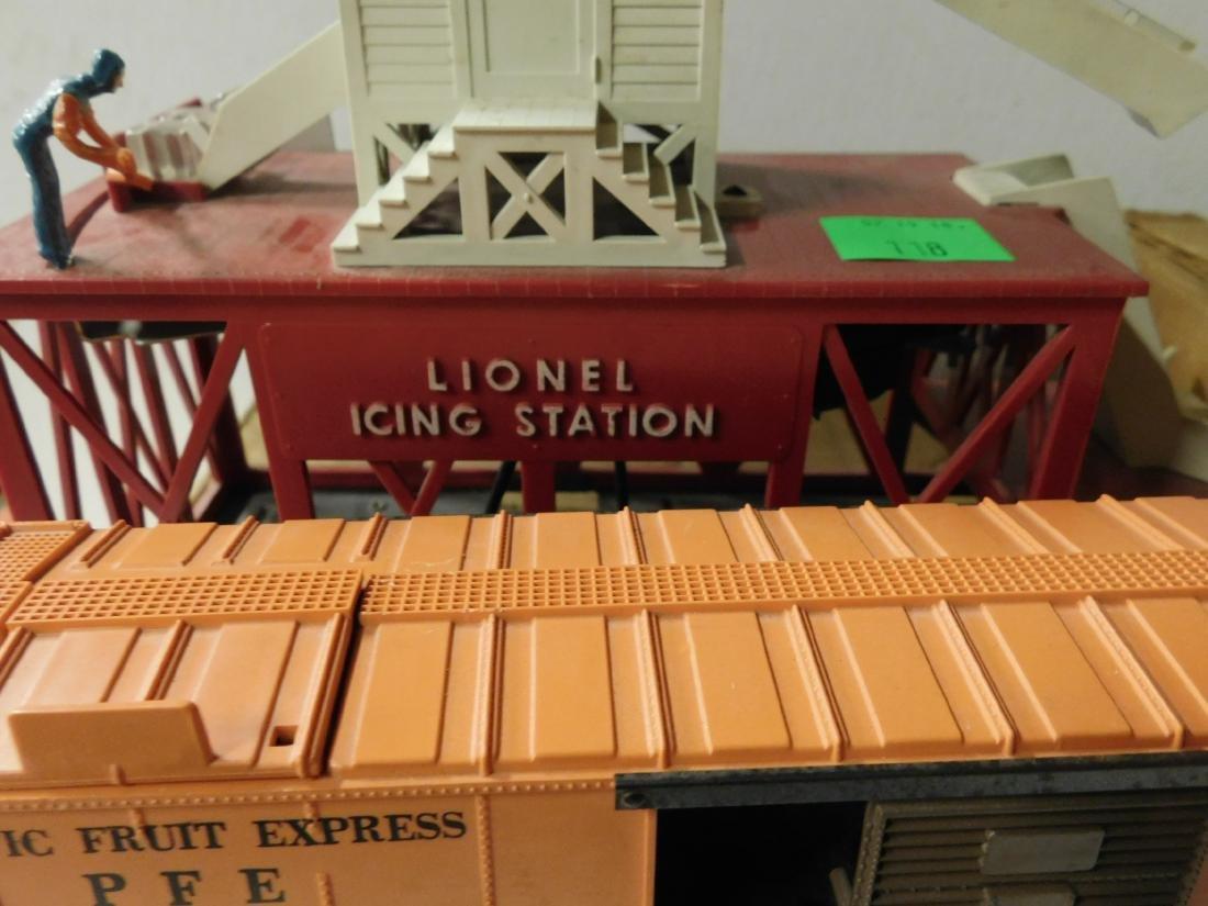 2 Postwar Lionel Mechanical Train Accessories - 7