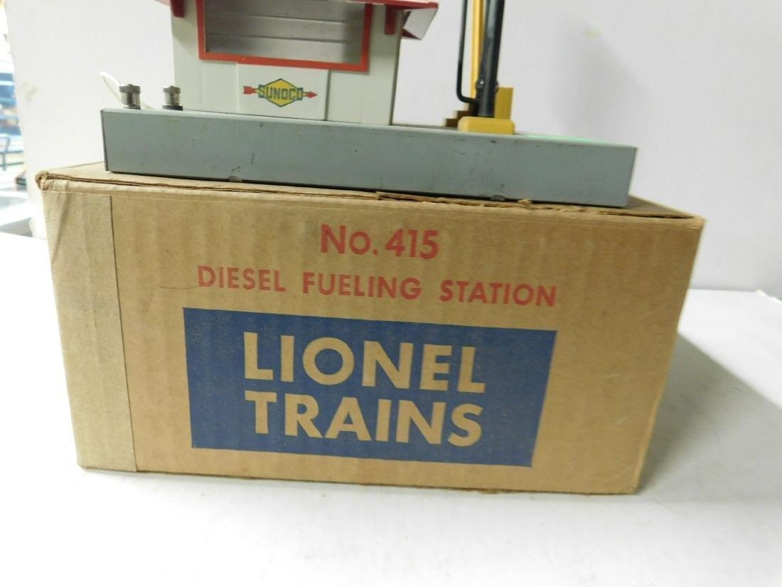 Vintage Lionel Diesel Fueling Station - 5
