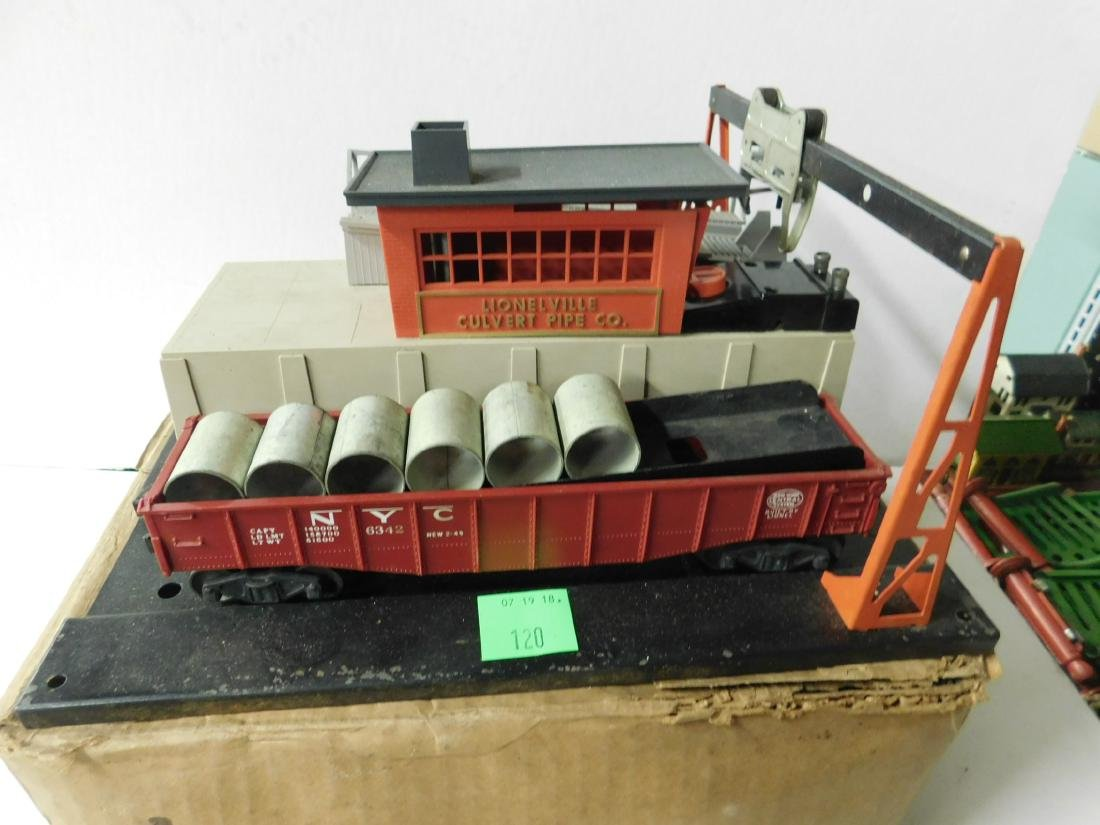 Lionel Postwar Operating Culvert Loader - 2