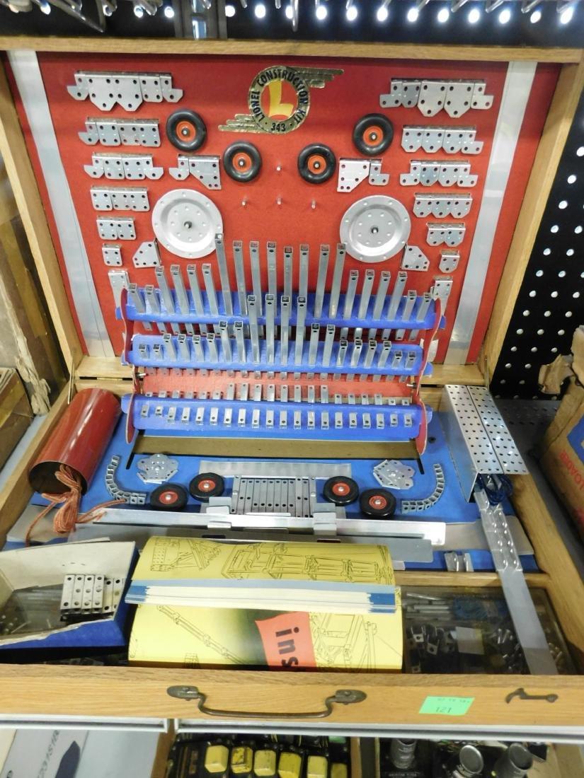 Vintage 1940s Lionel Construction Kit 343