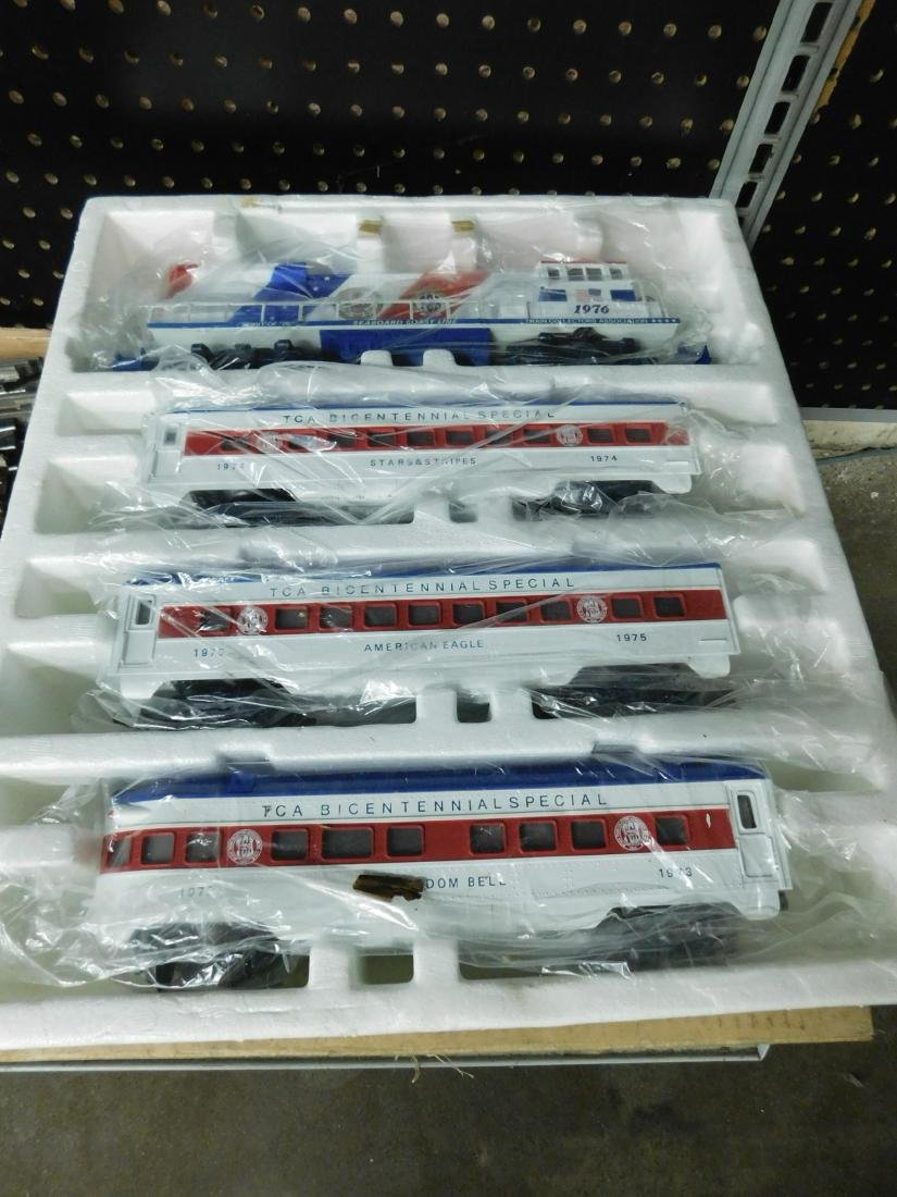 Lionel TCA Bicentennial Special Train Set