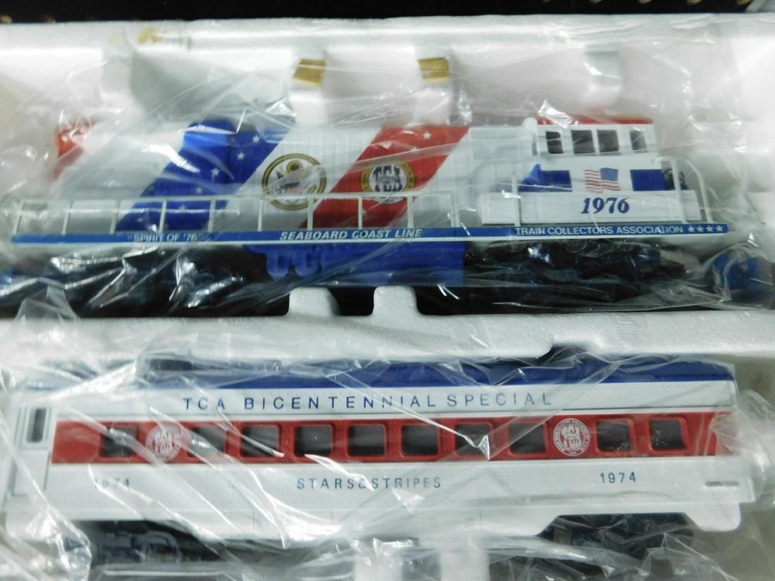 Lionel TCA Bicentennial Special Train Set - 4