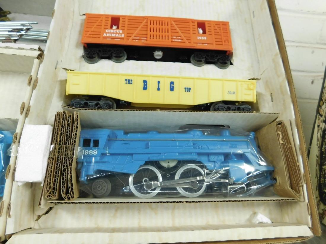 Lionel Circus Train Set - 2