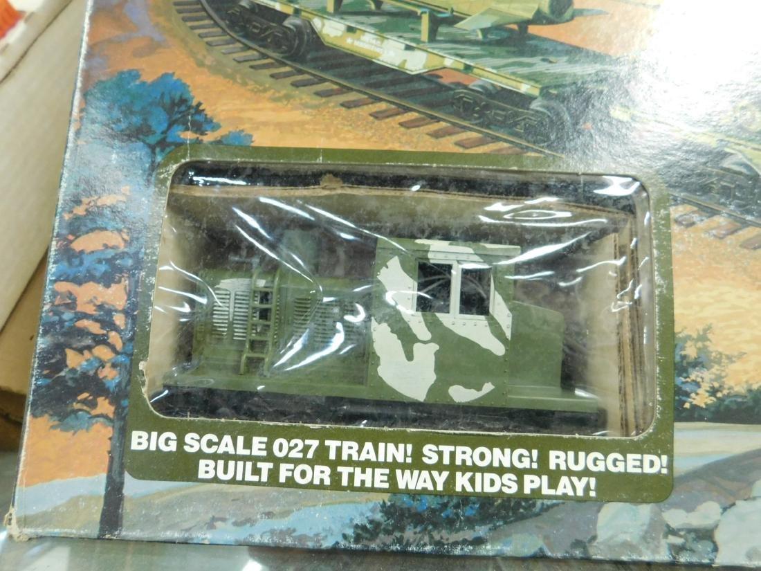 Lionel Commando Assault Train Set - 2