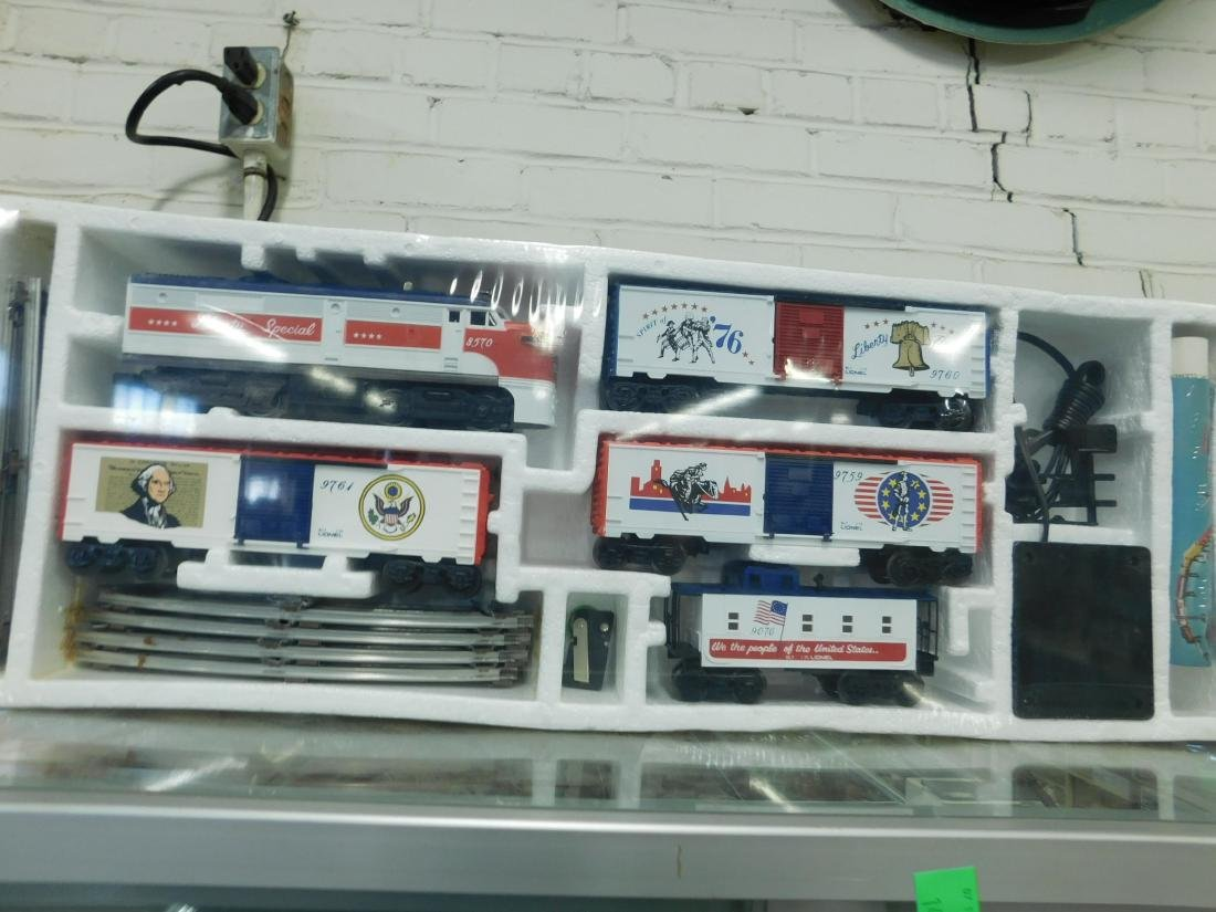 Lionel The Liberty Special Electric Train Set