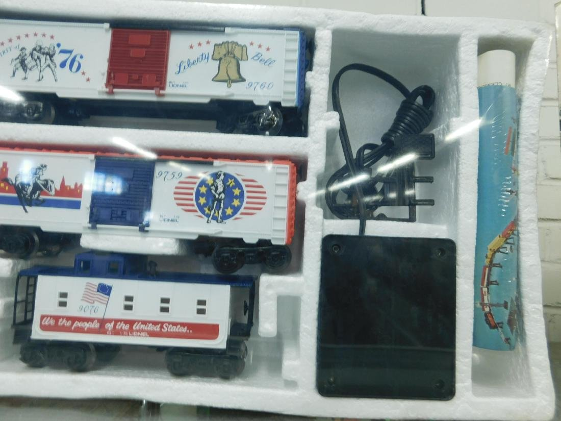 Lionel The Liberty Special Electric Train Set - 4
