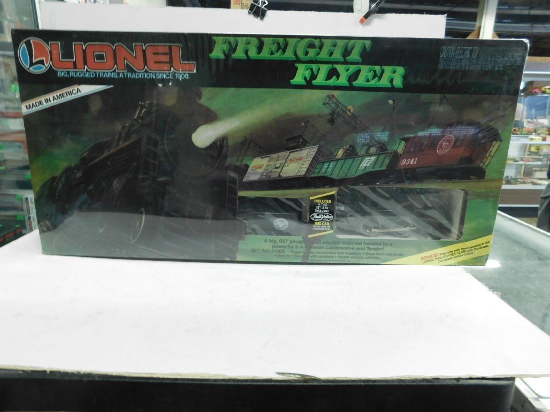 Lionel 027 Gauge Freight Flyer Train Set
