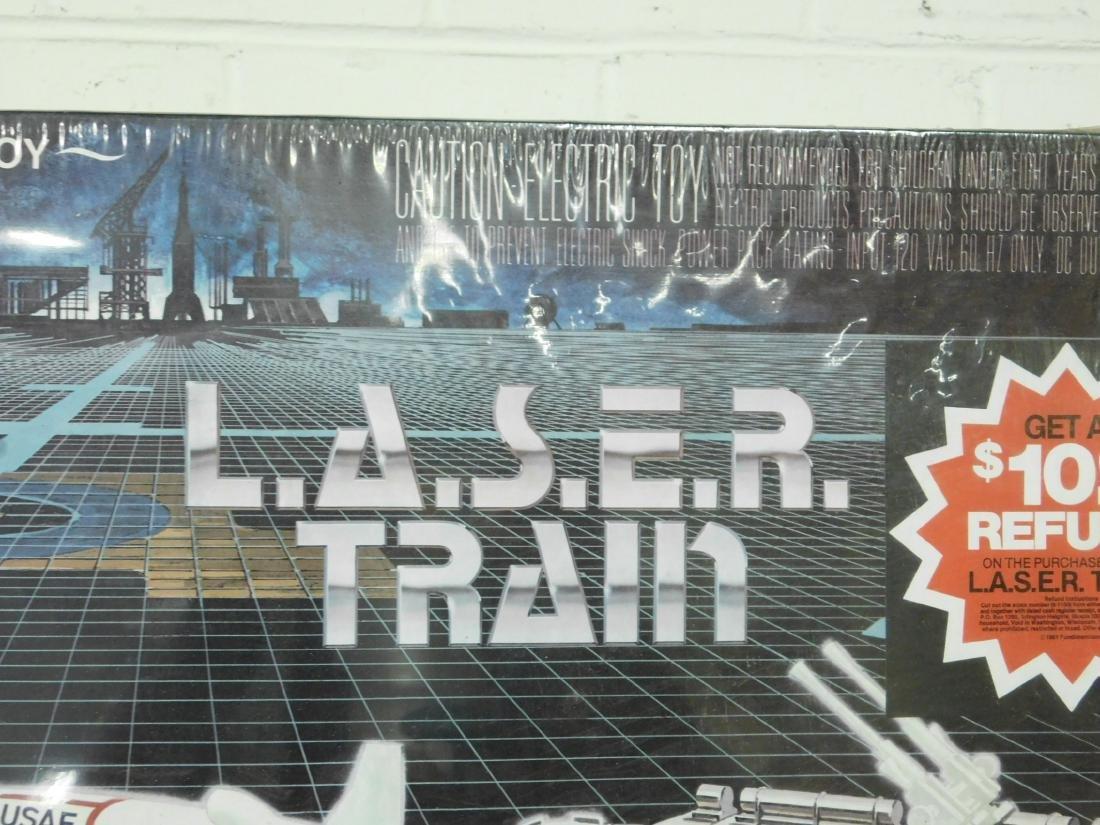 Lionel L.A.S.E.R. Electric Train Set - 2