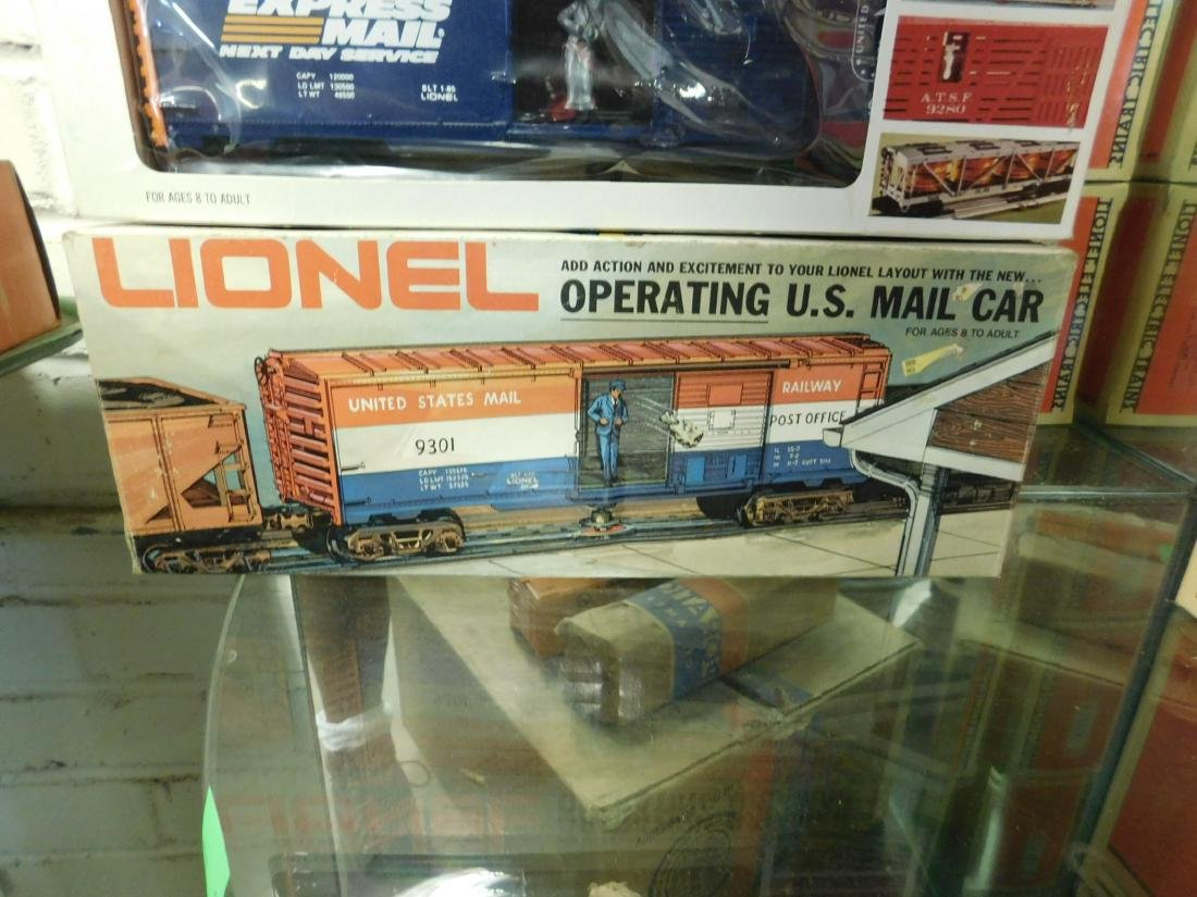 2 Lionel Operating Train Cars - 2