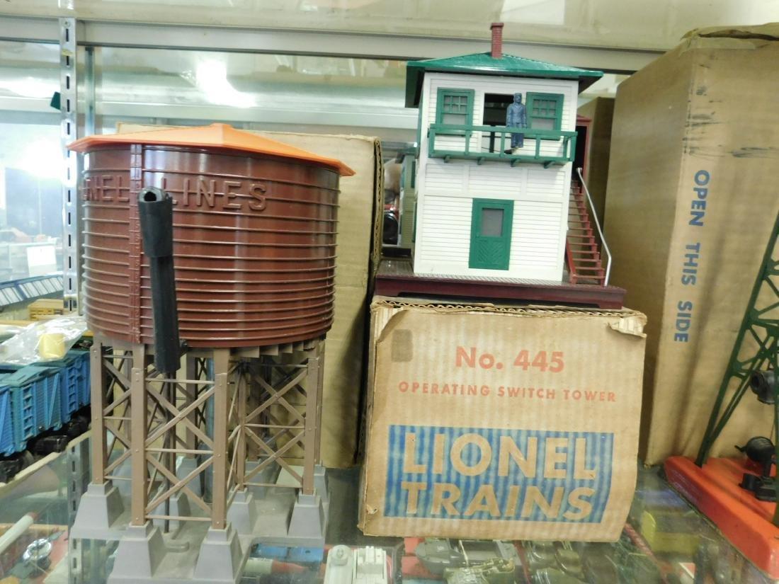 2 Lionel Postwar Train Track Accessories