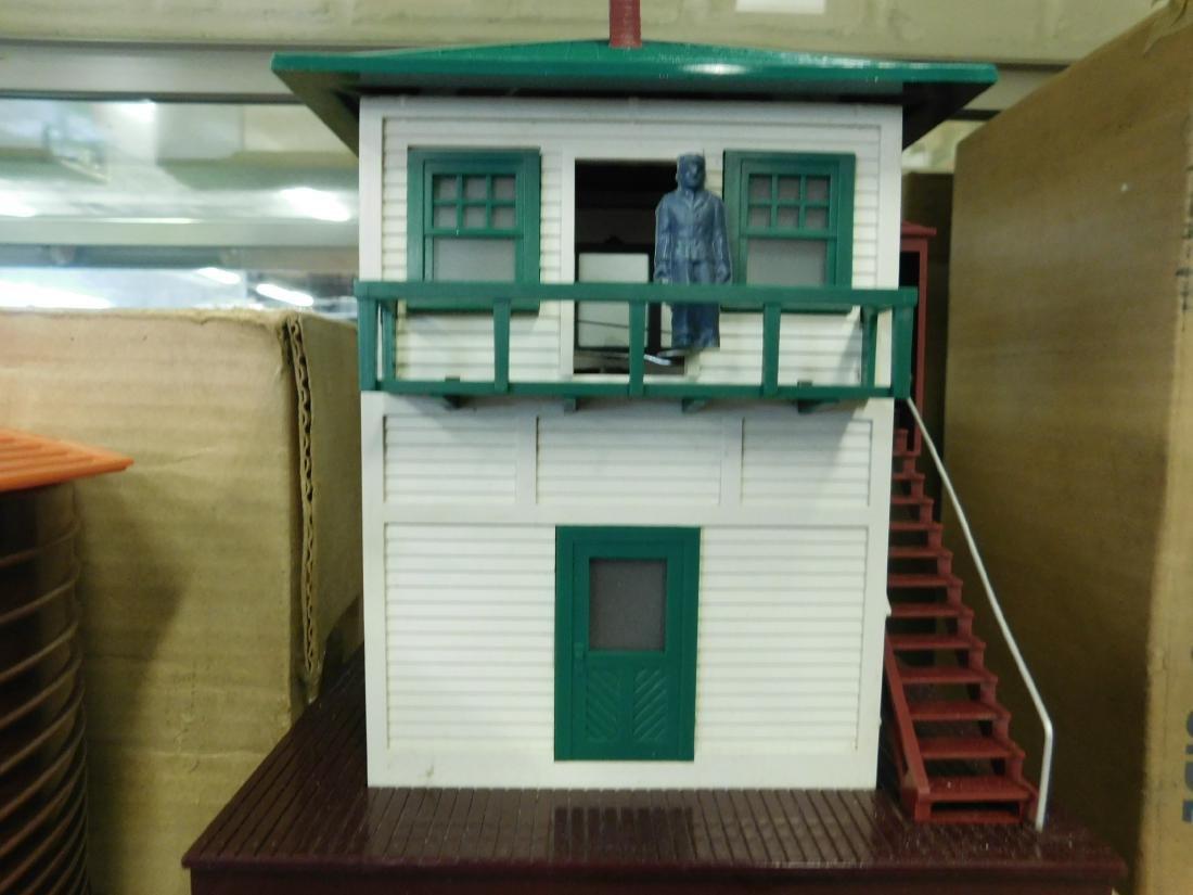 2 Lionel Postwar Train Track Accessories - 2