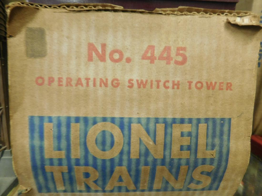 2 Lionel Postwar Train Track Accessories - 3