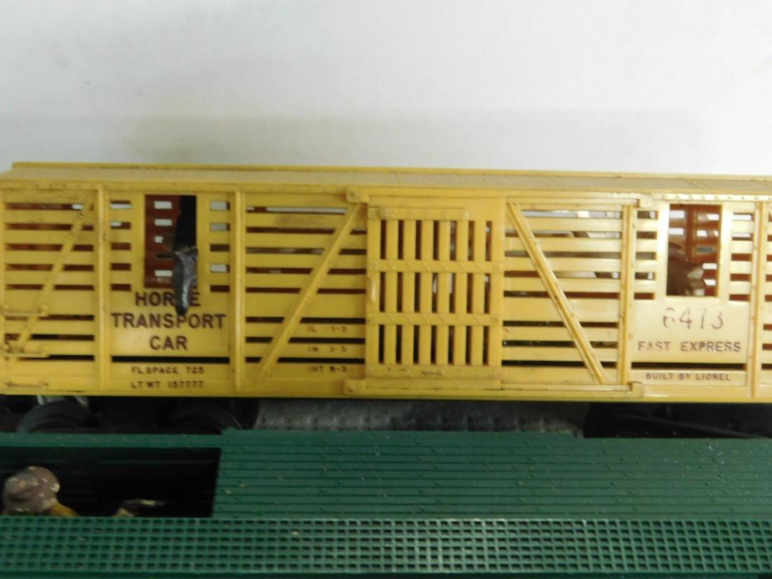 5 Lionel Postwar Operating Box Cars - 4