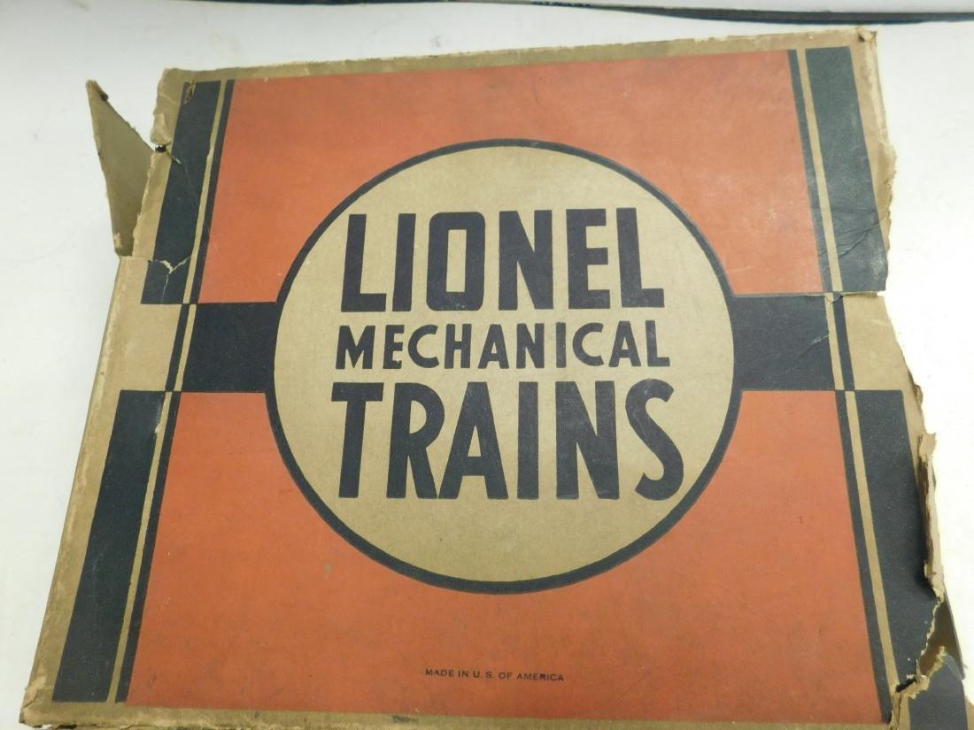 Lionel Prewar Tin Wind Train Set - 2
