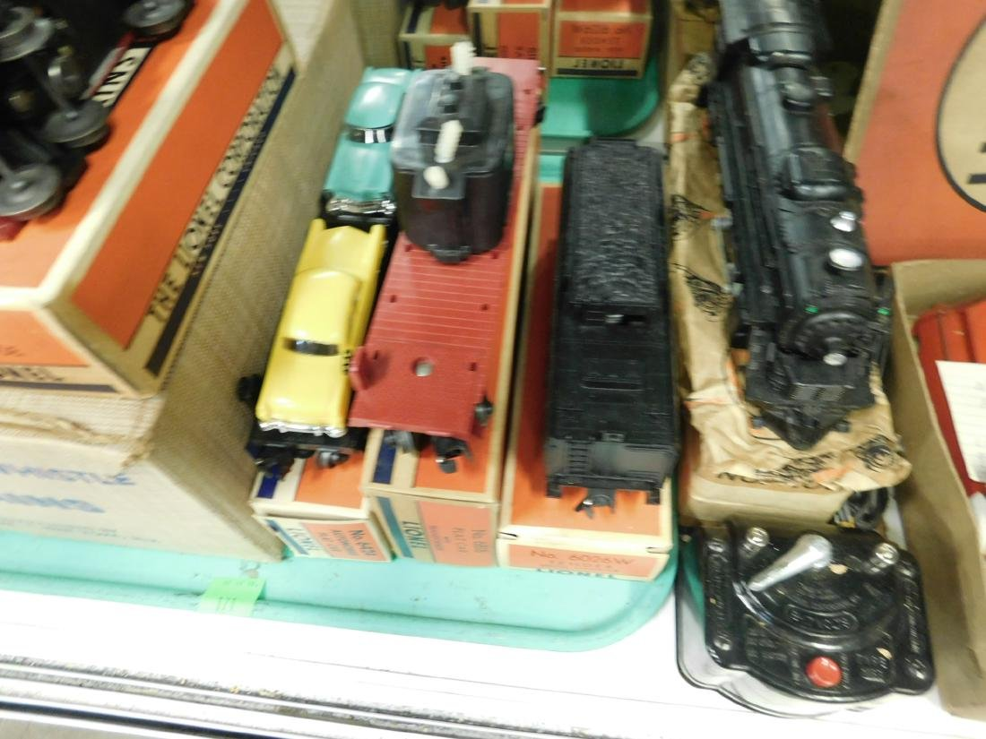 Lionel Postwar Engine, Tender & Cars w/Boxes - 2