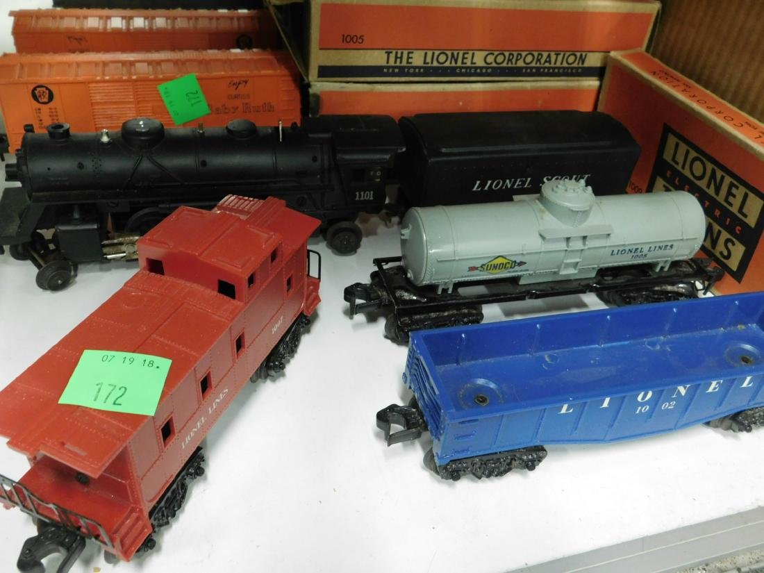 """Lionel """"Scout Freight Train Outfit"""" - 2"""