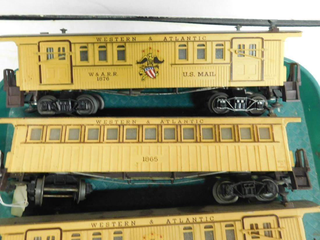 2 Lionel Western & Atlantic 2 Piece Train Set - 3