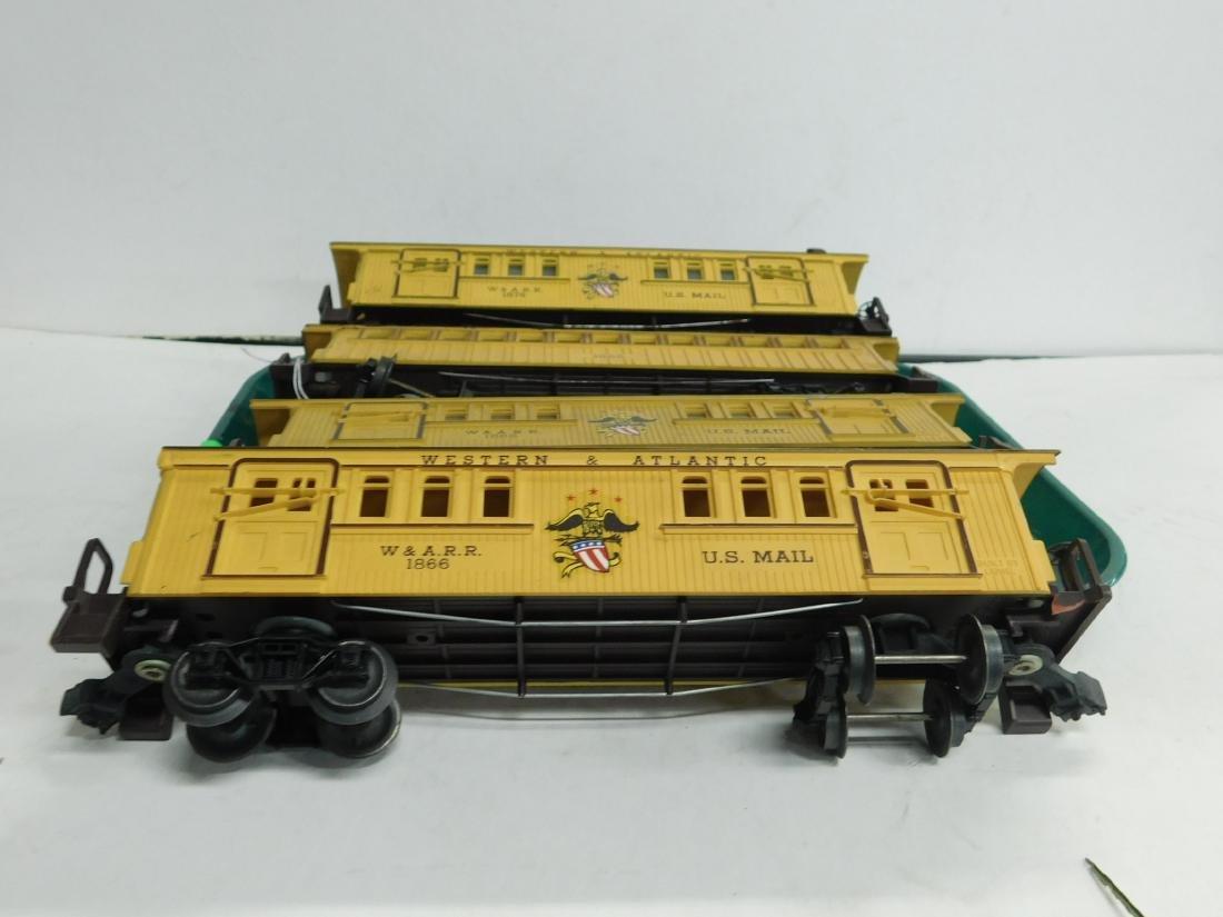 2 Lionel Western & Atlantic 2 Piece Train Set - 4