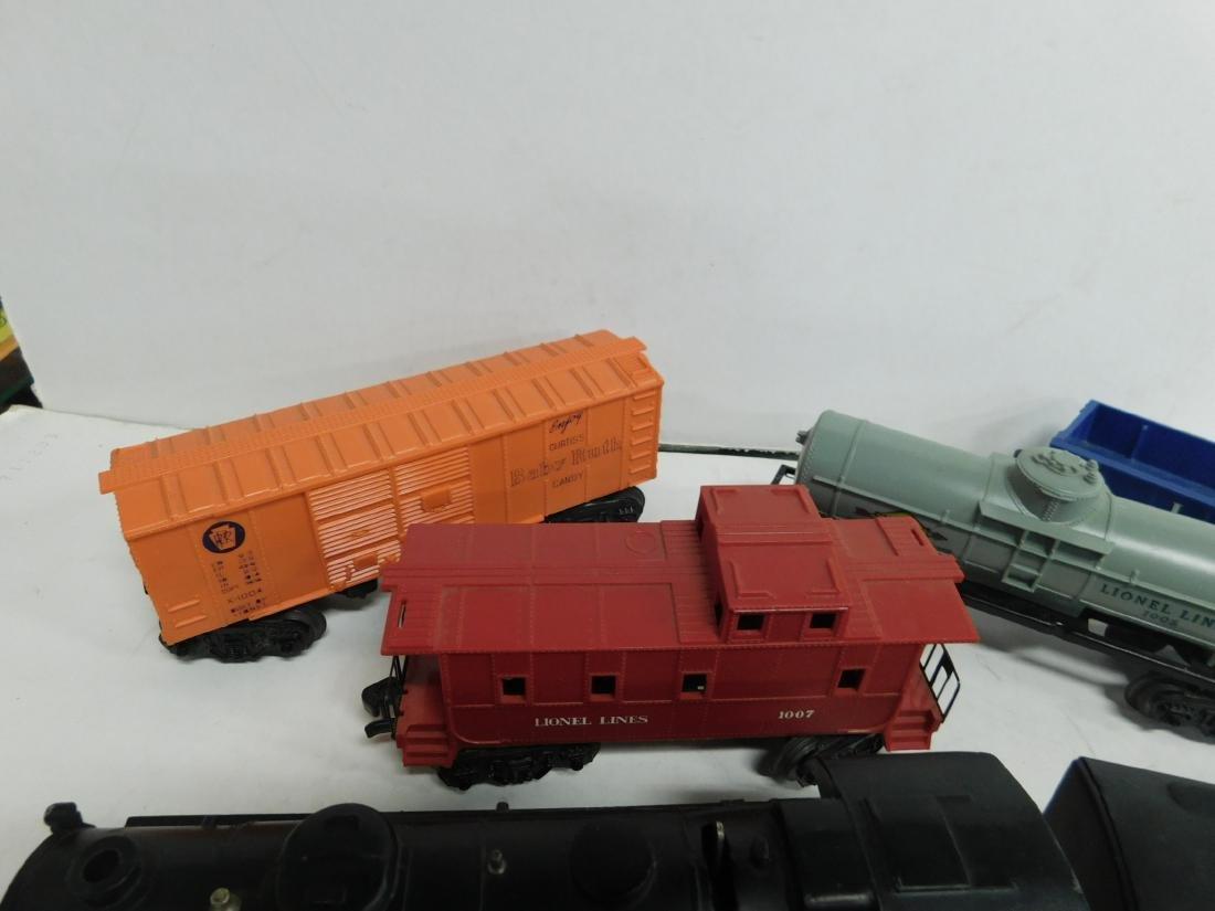 "Lionel ""Scout"" Freight Train Set - 3"