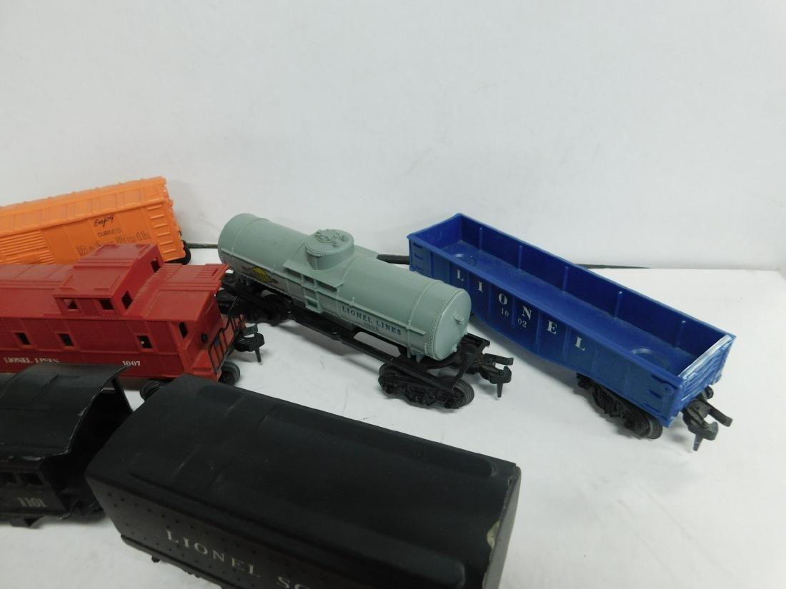 "Lionel ""Scout"" Freight Train Set - 4"