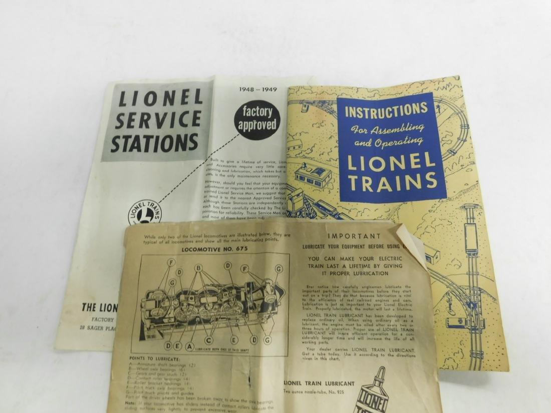 "Lionel ""Scout"" Freight Train Set - 6"