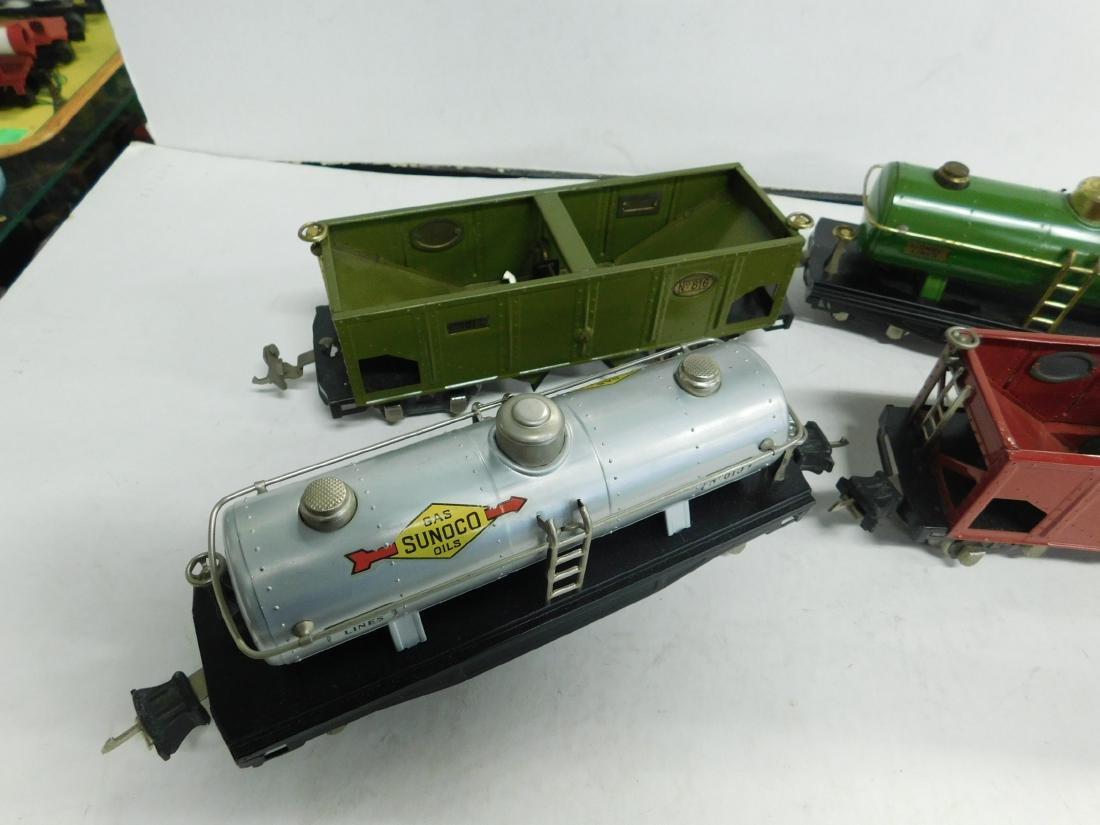 4 Lionel O Gauge Train Cars w/Original Boxes - 2