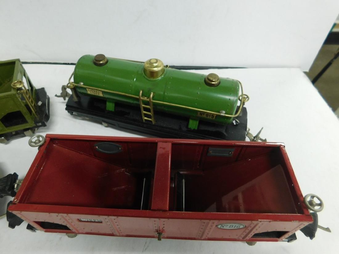 4 Lionel O Gauge Train Cars w/Original Boxes - 3