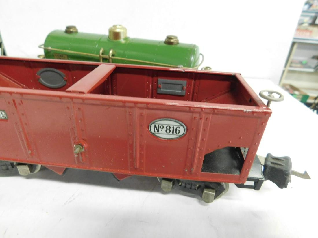 4 Lionel O Gauge Train Cars w/Original Boxes - 4