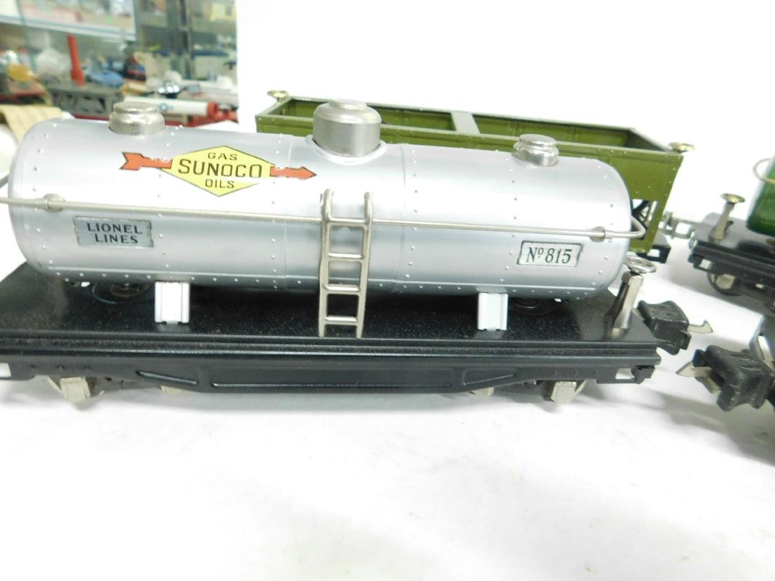 4 Lionel O Gauge Train Cars w/Original Boxes - 5